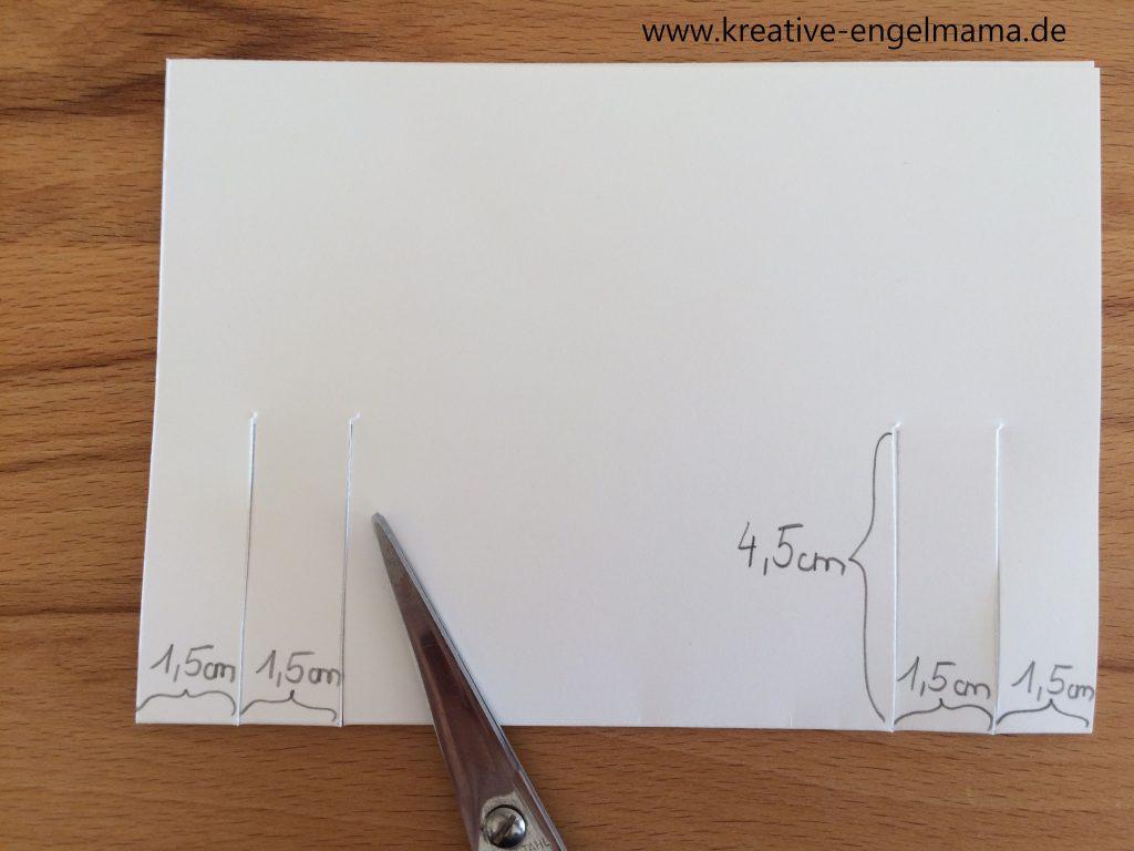 Karten-Falt-Technik – Kreative-Engelmama